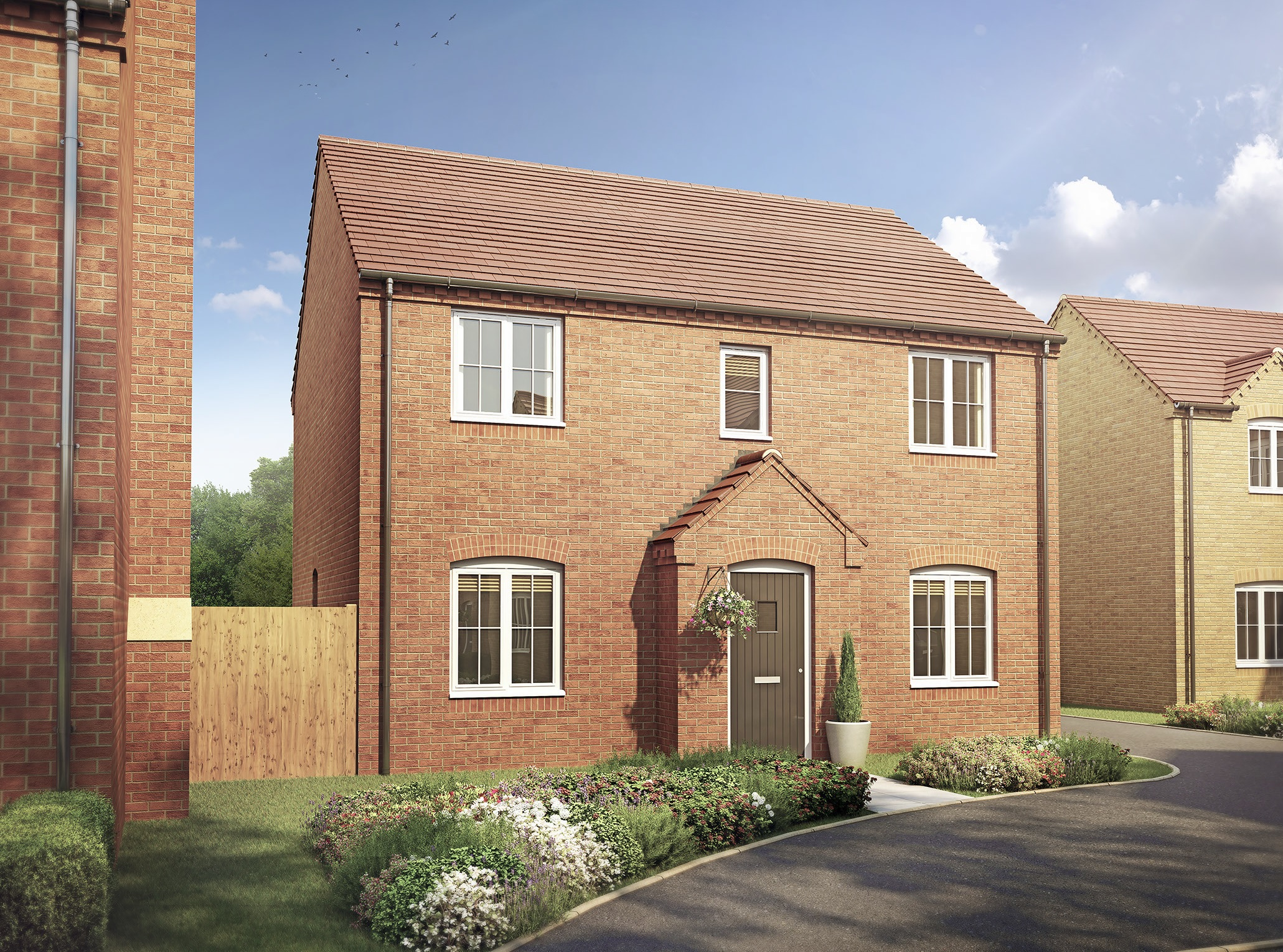 The bransby swineshead ashwood homes for Ashwood homes