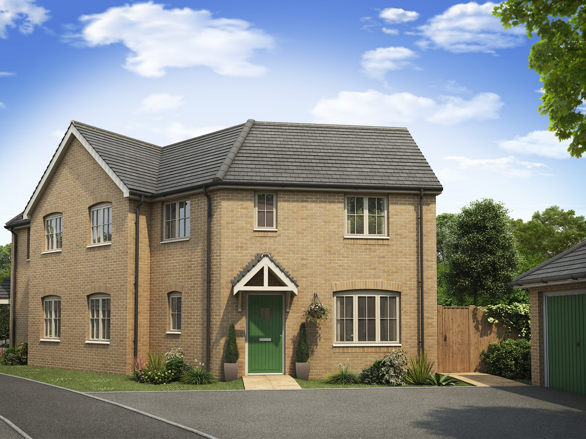 the coronation crowland ashwood homes